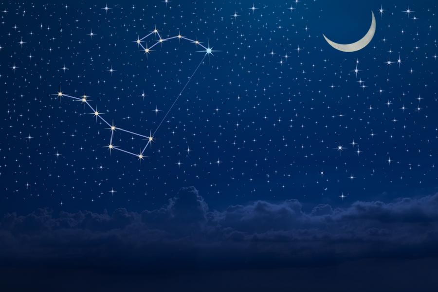 apercevoir constellations
