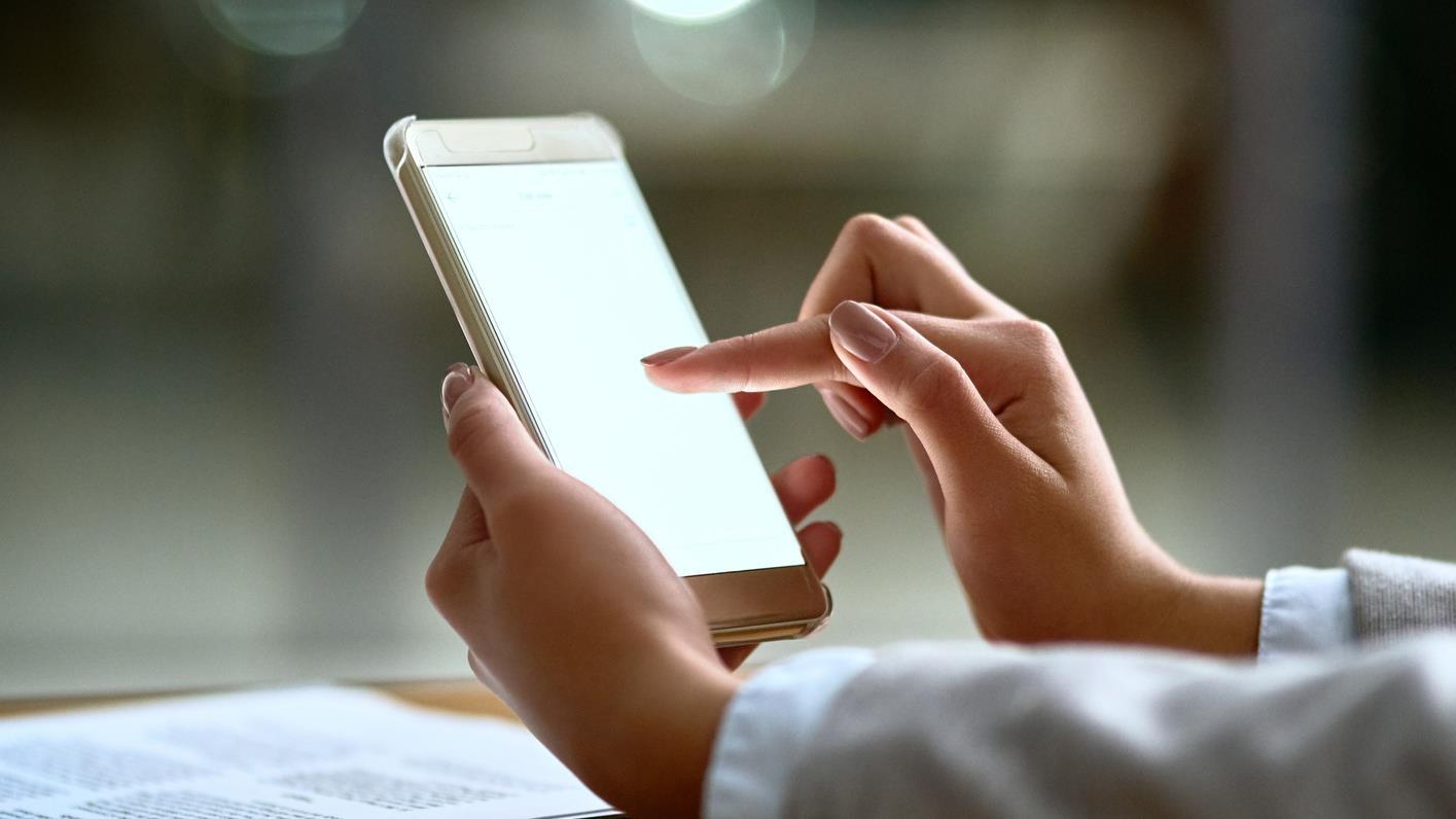 fonctionnement ecran tactile smartphone